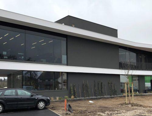 eSYS im neuen Gebäude