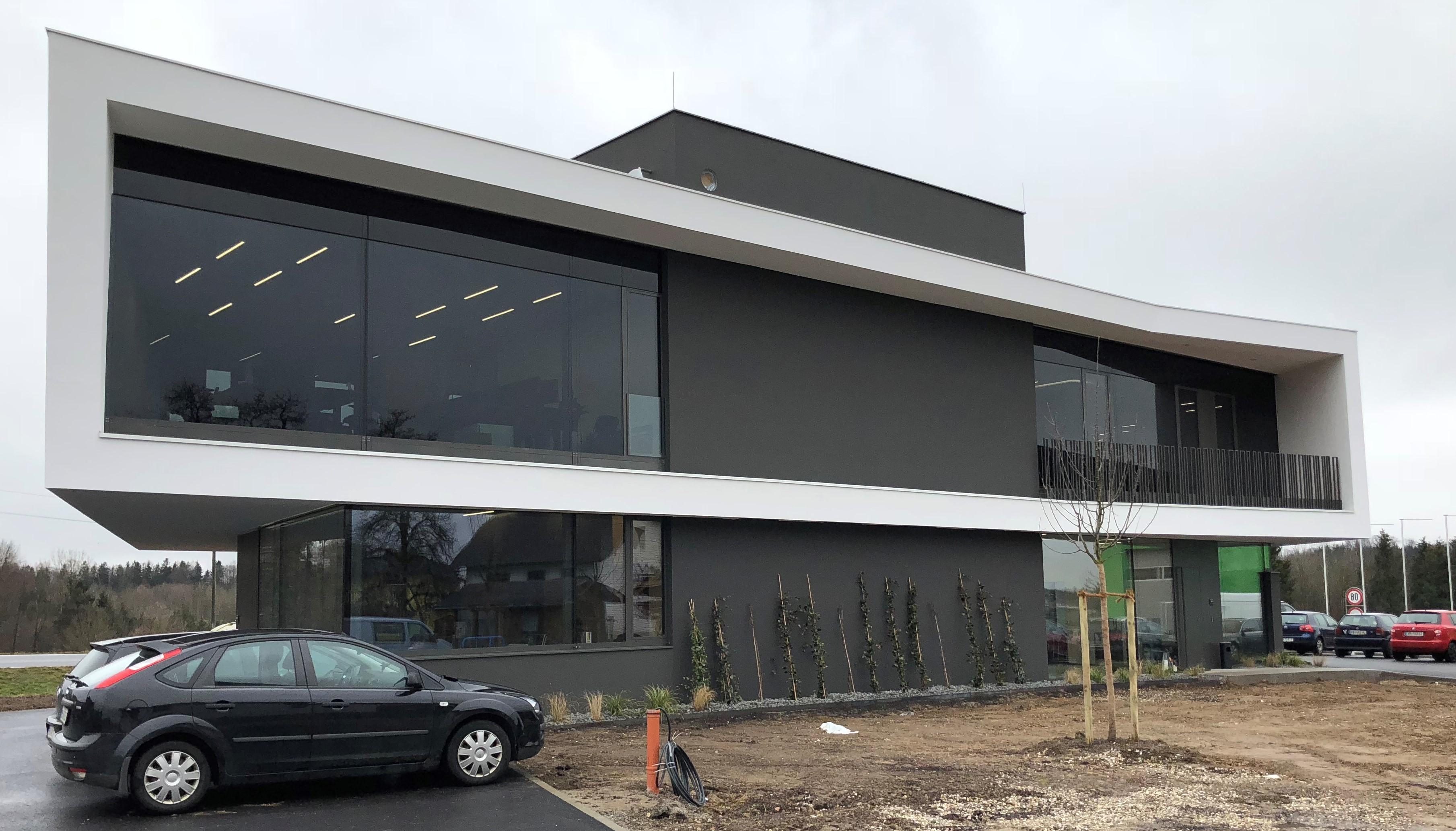 Neues Firmengebäude eSYS